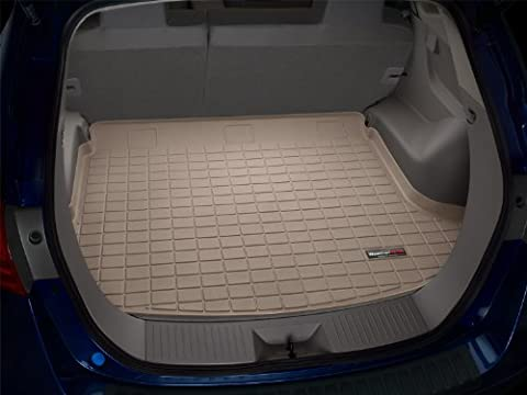 WeatherTech Custom Fit Cargo Liners for Ford Expedition, Tan
