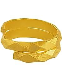 P.N.Gadgil Jewellers 10 gm, 23.5k (985), Vedhani