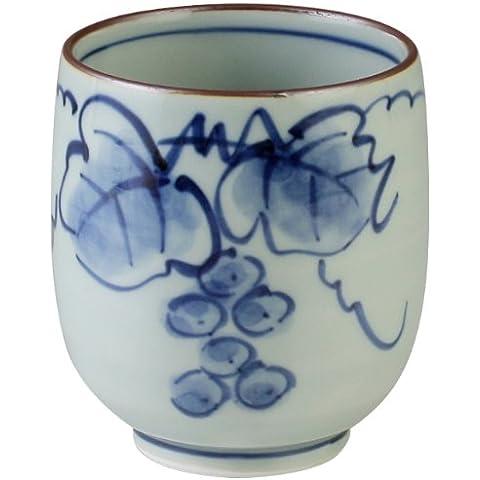 Dipinti a mano tazze di porcellana uva (grande) (Giappone import / Il pacchetto e il manuale sono scritte in giapponese)