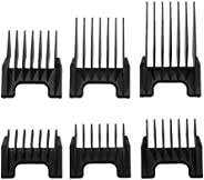 Wahl Professional Animal 5-in-1 Clipper Attachment Guide Comb Grooming Set for Wahl's Arco, Bravura, Figur