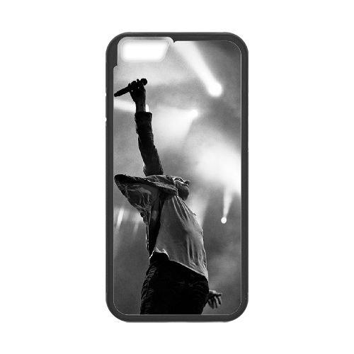 Coldplay coque iPhone 6 Plus 5.5 Inch Housse téléphone Noir de couverture de cas coque EBDXJKNBO17065