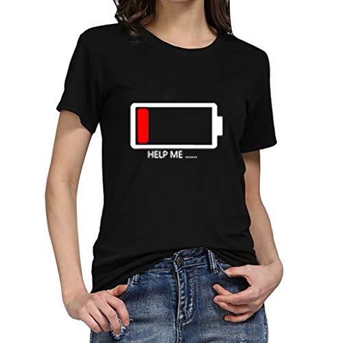 UFACE Damen Weiss Shirt Damen Grün Shirt Damen Gelb Shirt Damen Braun Shirt Damen Kurzarm Shirt -