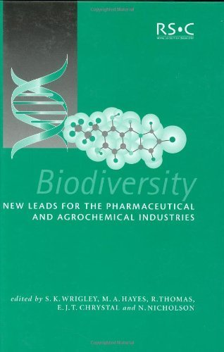 Biodiversity: New Leads for the Pharmaceutical and Agrochemical Industries (Special Publications) (2000-09-25)