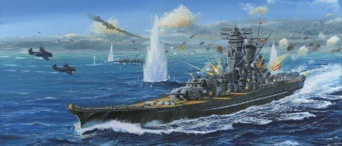 1/500 IJN Yamato Class Battleship (Plastic model) | Stocker