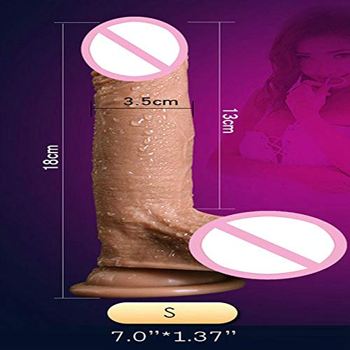 For Funny Men Sleeve New SuperSoft Silicone HugeSuction Cup Strapon Male Artificial Manual Funny Toy Women,With Retail Box S Antenne Retail-box