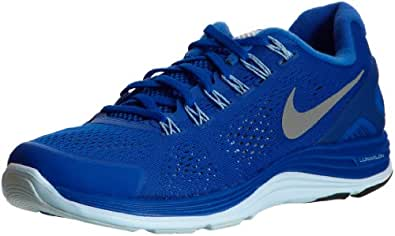 dde1f34fbfd3 Nike lunarglide+ 4 shield mens running trainers 537475 404 sneakers shoes  plus (uk 7.5 us