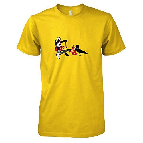 TEXLAB - SW: Endor Rider - Herren T-Shirt, -