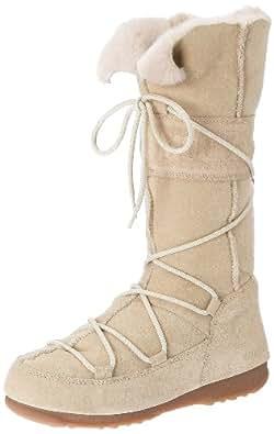 Moon Boot W.E. Vagabond High, Women's Boots, Beige, 5 UK / 37 EU