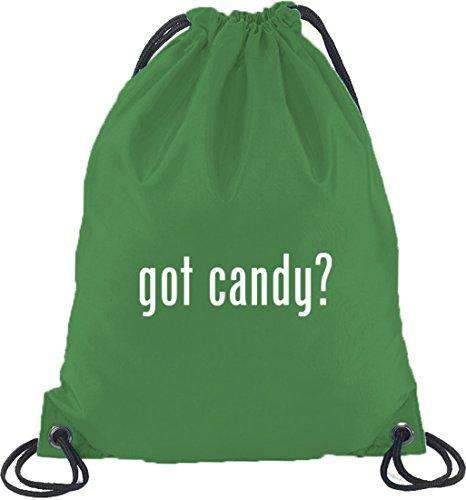 Shirtstreet24, Halloween - Got Candy? Turnbeutel Rucksack Sport Beutel Kelly Green