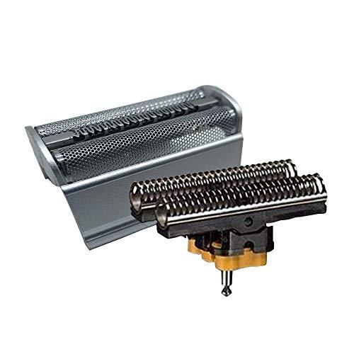 Ersatzfolien und Messerschneider 30S/30B Series 3 SyncroPro, Syncro, TriControl 7000/4000 Series für Braun Electronic Shaver