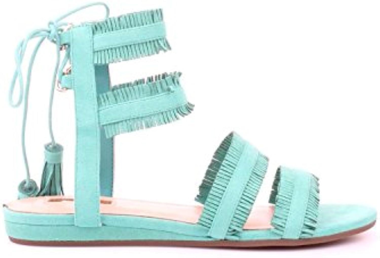 Guess Damen Jalisa Zehentrenner 2018 Letztes Modell  Mode Schuhe Billig Online-Verkauf