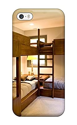 Best Premium Durable Kids8217 Room With Bunk Beds For Four Children And Neutral Carpet Fashion Tpu Iphone 6 plus 5.5 Protective Case Cover 9491953K94814831