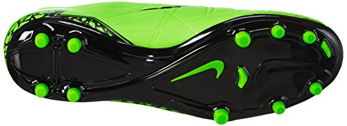 Nike Hypervenom Phelon Ii Fg, Chaussures de Football Homme Verde (Green/Schwarz)