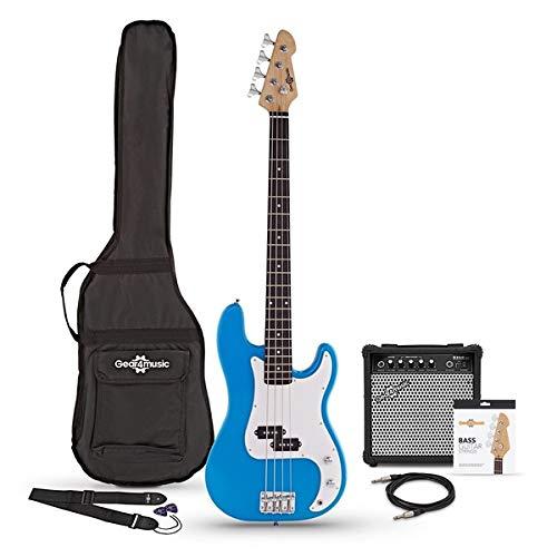 Bajo LA + Paquete de Amplificador de 15 W Blue