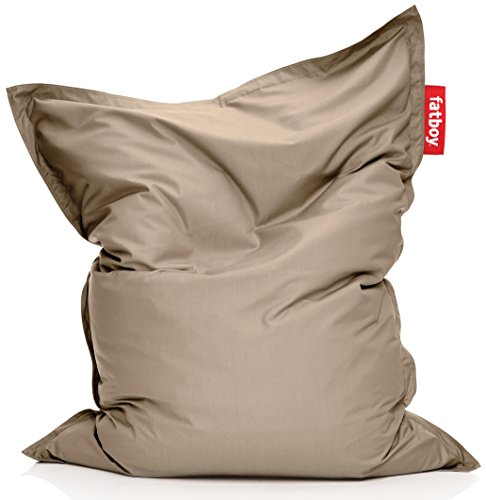 Fatboy Original Outdoor Sitzsack Sandy Taupe (Sunbrella-outdoor-möbel)