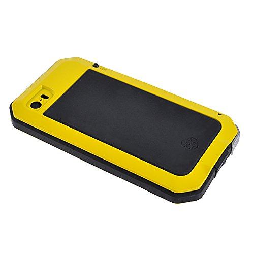 Redpepper Coque en aluminium pour Apple iPhone 5S/iPhone 5, étanche, avec fonction d'identification d'empreintes digitales