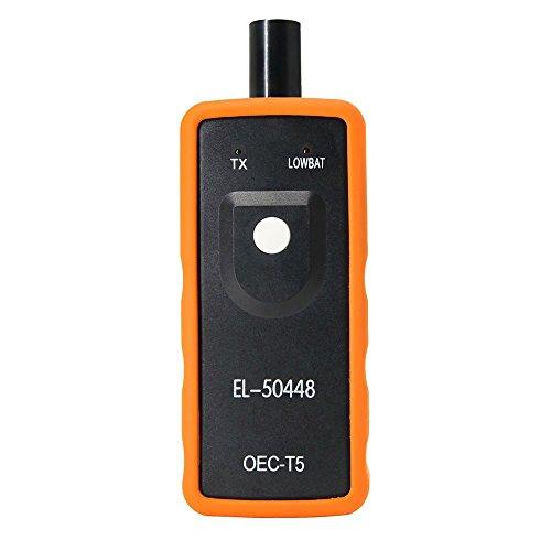 SODIAL EL-50448 Auto-Reifendruck Monitorsensor TPMS umlernen Aktivierung zuruecksetzen Werkzeug OEC-T5 Fuer GM-Serienfahrzeug