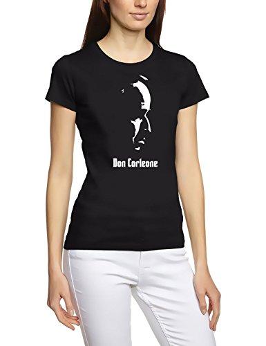 Coole Fun T-Shirts DON CORLEONE GIRLY T-SHIRT