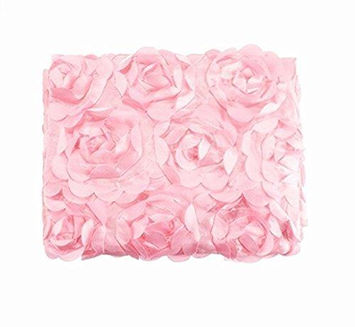 hobees Neugeborene Baby Fotografie Requisiten Rose Blume Hintergrund Decke Teppich (Hintergrund Fotoshooting Baby)