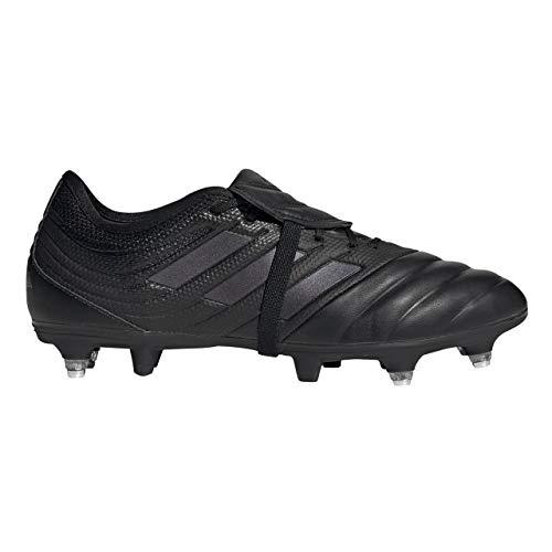 adidas Herren Fussballschuhe COPA Gloro 19.2 SG CBLACK/CBLACK/SILVMT 43 1/3