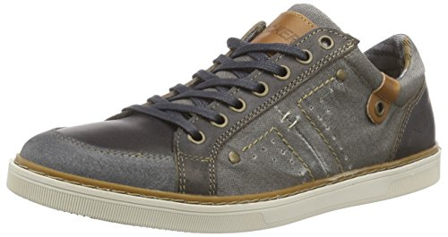 Dockers by Gerli 38po002-187 Herren Low-Top Grau (grau 200)