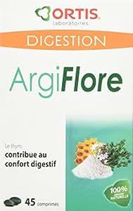 ORTIS Argiflore Complément Alimentaire 45 Comprimés