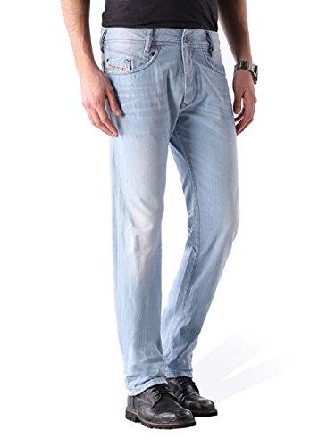 Diesel Herren Jeans Hose Iakop Slim 0852I Blau