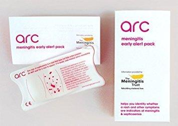 ARC Meningitis Early Alert Pack