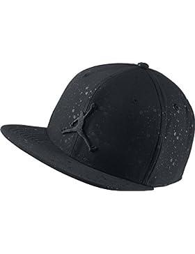 Nike Jordan 5 Cappellino, Nero/N