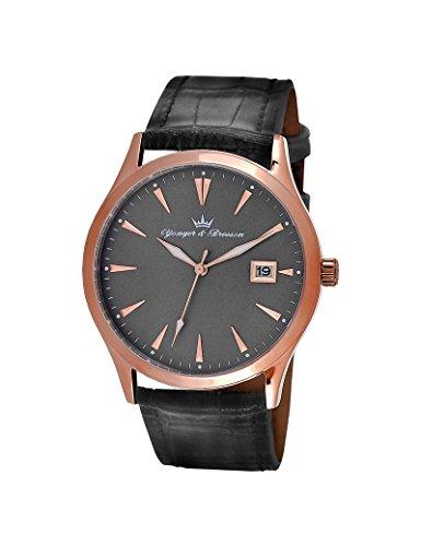 Reloj Yonger & Bresson hombre gris–HCR 046/CC–Idea regalo Noel
