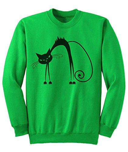 Reverb Clothing - Sweat-shirt - Femme XX-Large green