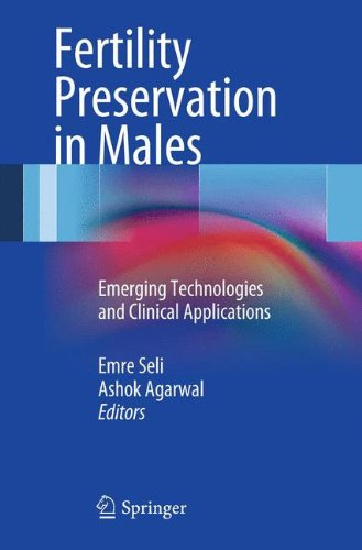 Fertility Preservation in Males: Emerging Technologies and Clinical Applications
