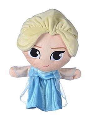 Disney Frozen 10054–marioneta del Personaje «Elsa» de la película «Frozen» DE 10 Pulgadas de Posh Paws International Ltd