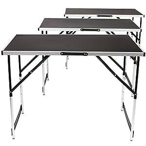 Tavolo estraibile tavolo pieghevole tavolo da lavoro set - Tavolo pieghevole fai da te ...