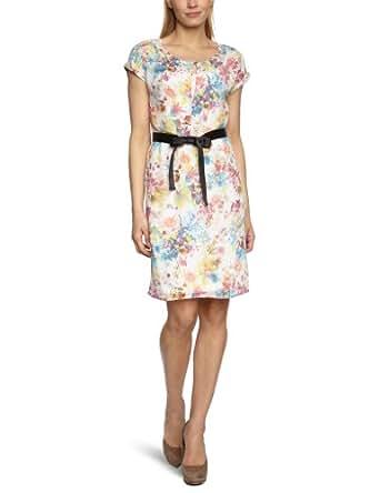 MEXX METROPOLITAN Damen Kleid (knielang) 6BDTD008, Gr. 36 (S), Mehrfarbig (971)