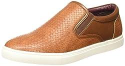 BATA Mens Keats Tan Sneakers - 9 UK/India (43 EU)(8513186)