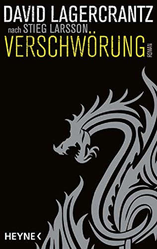 Buchcover Verschwörung: Millennium 4  - Roman
