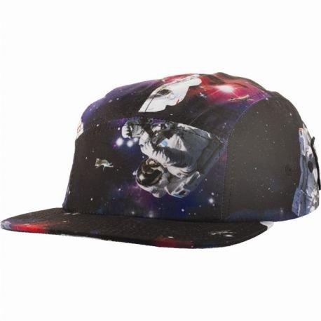 NEFF CRAZY CAMPER CAP Space, ADJ