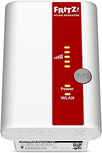 AVM FRITZ!WLAN Repeater 310 (300 Mbit/s, WPS) - 2