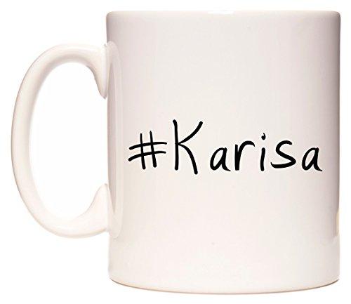 WeDoMugs #Karisa boccale