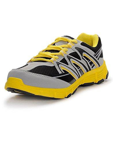Yepme Men's Multi-coloured Sports Shoes