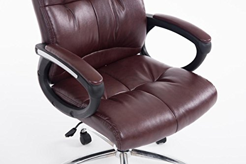 Clp poltrona da ufficio poseidon xxl sedia studio presidenziale