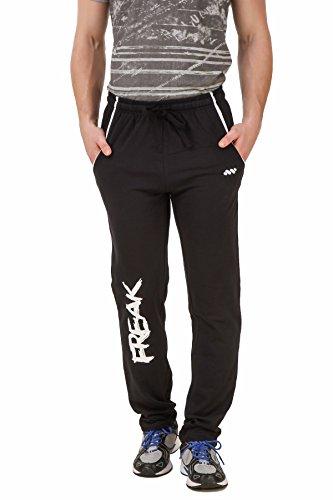 Spunk Freak Track Pant Black Joggers