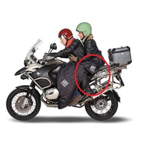 Compatible con SHERCO City Corp 125 Enduro Cubierta DE Pasajero Moto Tucano...