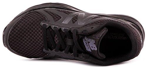 New Balance 490v4, Chaussures de Fitness Femme Multicolore (Black)