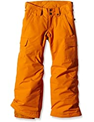 Burton Exile Cargo 10150102808 - Pantalón de snowboard para chico (talla L), color naranja