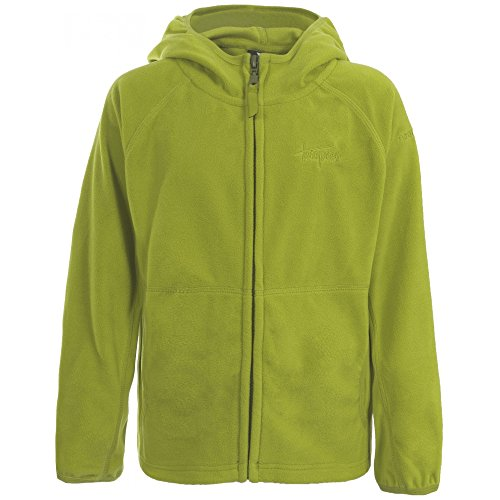 trespass-childrens-boys-rylan-full-zip-fleece-hoodie-jacket-5-6-years-citron