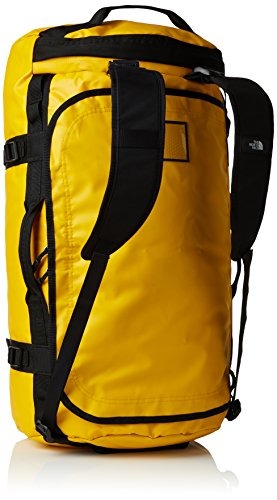 The North Face Base Camp Travel Bag Summit Gold/Tnf Black, 70 x 40 x 40 cm, 95 Liter, T0CWW1ZU3