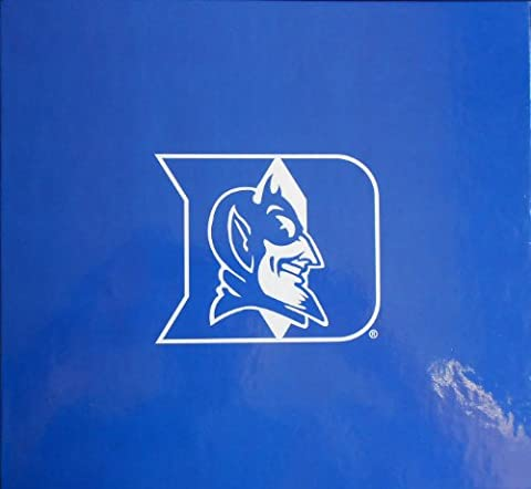 Sports Solution Duke Blue Devils 8 by 8-Inch Scrapbook Album