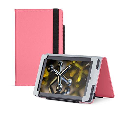 Hülle mit Standfunktion für Fire HD 6 (4. Generation - 2014 Modell), Pink